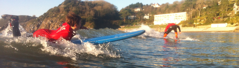 surf lessons, surf hire, learn to surf